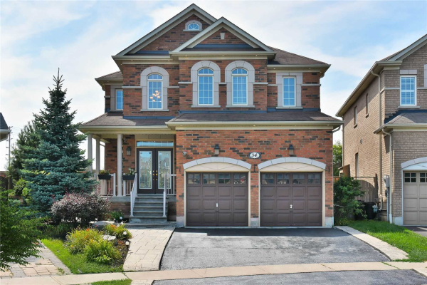 34 Messina Ave, Brampton
