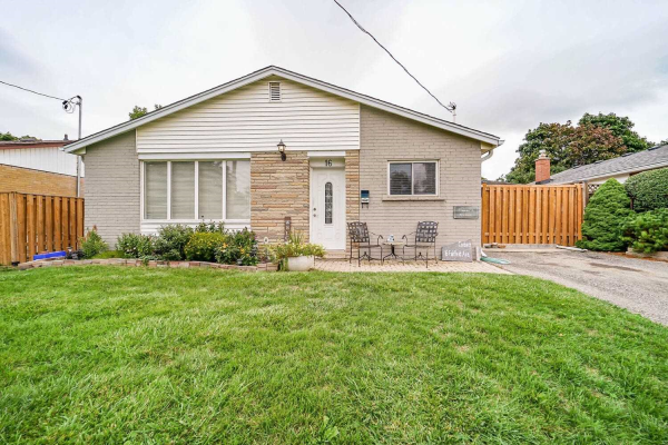16 Fairfield Ave E, Brampton