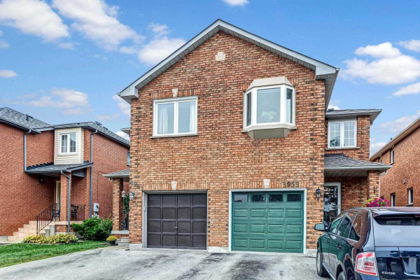 3961 Stoneham Way, Mississauga