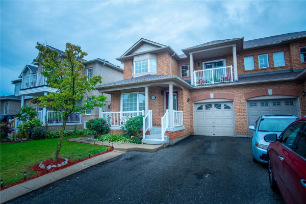 10 Checkerberry Cres, Brampton