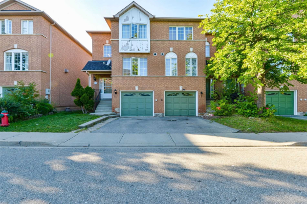 65 Brickyard Way, Brampton