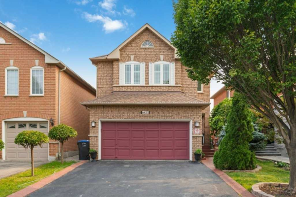 6431 Hampden Woods Rd, Mississauga