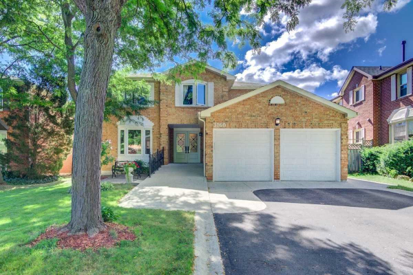 3160 Spring Creek Cres, Mississauga