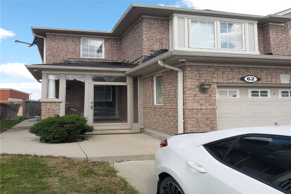 62 Jingle Cres, Brampton