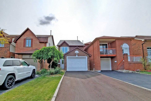 884 Thistle Down Circ, Mississauga