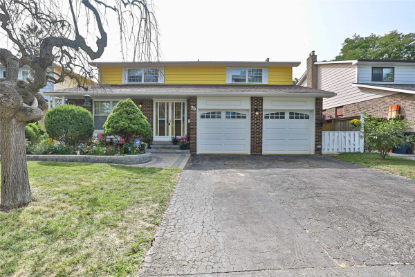 25 Elderfield Cres, Toronto