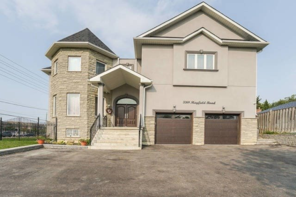 3369 Mayfield Rd, Brampton