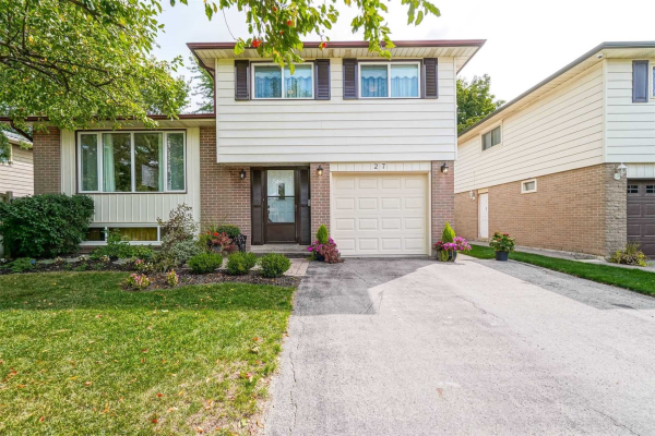 27 Willis Dr, Brampton