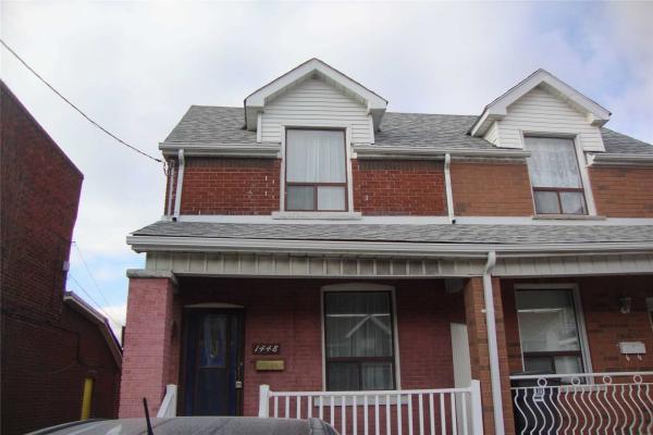 1448 Dufferin St, Toronto