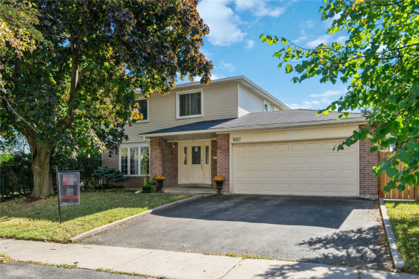 1887 Kirkwall Crescent Cres, Mississauga