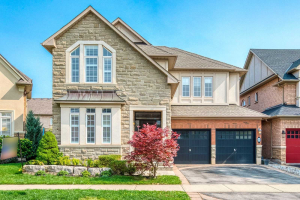 3271 Raspberry Bush Tr, Oakville