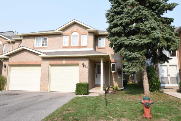 14 Chipstead Ave, Brampton