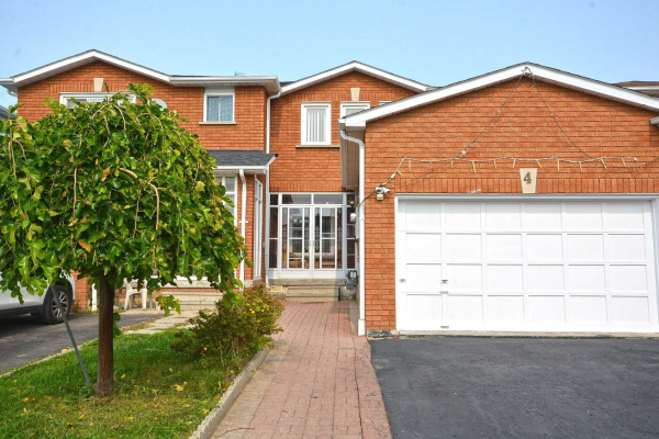 4 Dutch Cres, Brampton