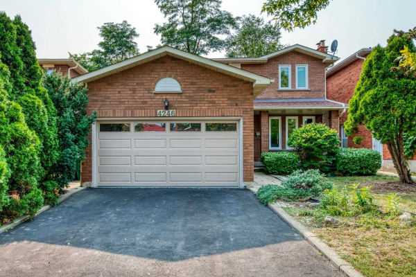4246 Wakefield Cres, Mississauga