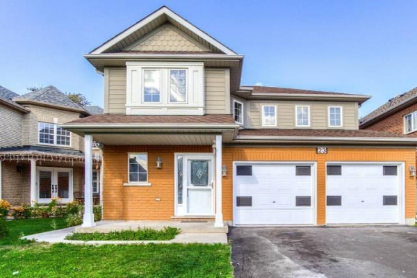 23 Sheepberry Terr, Brampton