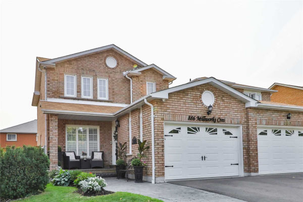886 Millworks Cres W, Mississauga