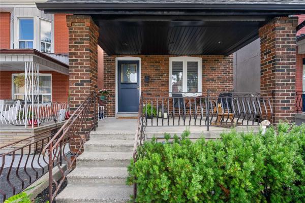 1107 St Clarens Ave, Toronto