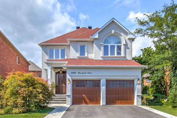 5068 Forestwalk Circ, Mississauga