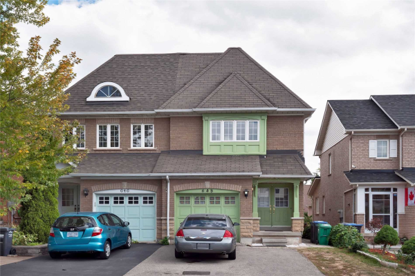 648 Dolly Bird Lane, Mississauga