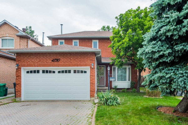 4230 Credit Pointe Dr, Mississauga