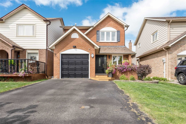 66 Buckland Way, Brampton, Peel