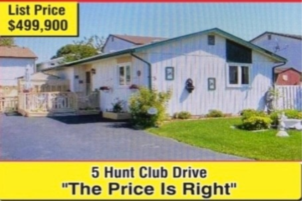 5 Hunt Club Dr, Brampton