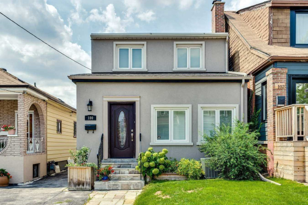 100 Sellers Ave, Toronto