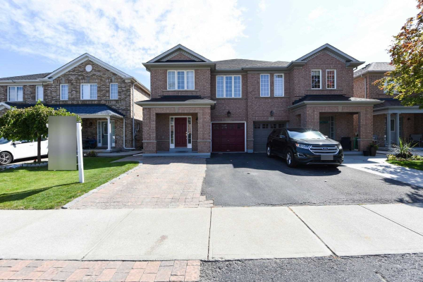 23 Trumpet Valley Blvd, Brampton