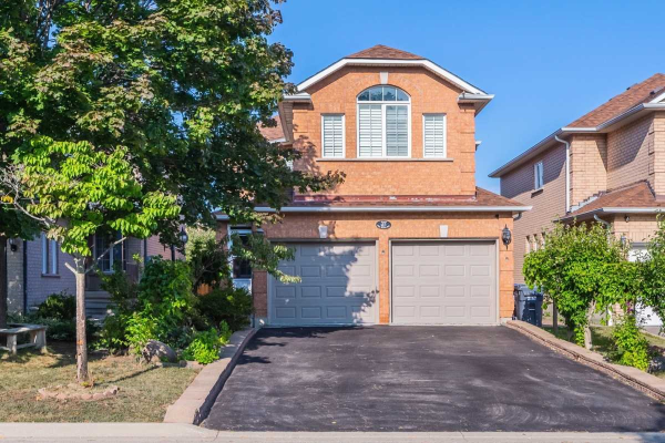 5387 Red Brush Dr, Mississauga