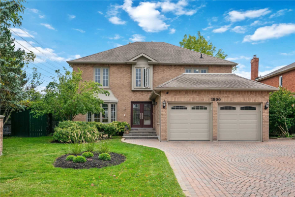 1800 Tattersall Way, Mississauga