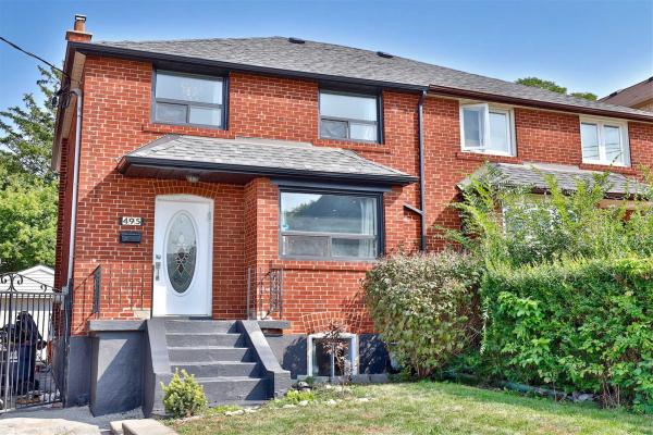 495 Mcroberts Ave, Toronto