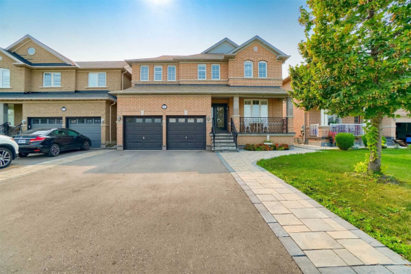 41 Via Romano Way, Brampton