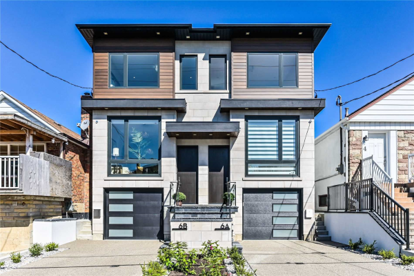 6B Trowell Ave, Toronto