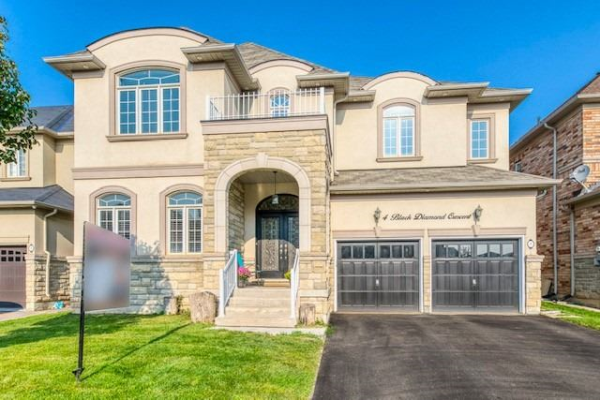 4 Black Diamond Cres, Brampton