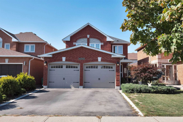 3844 Althorpe Circ, Mississauga