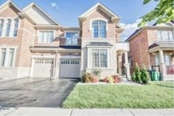 86 Ledger Point Cres, Brampton