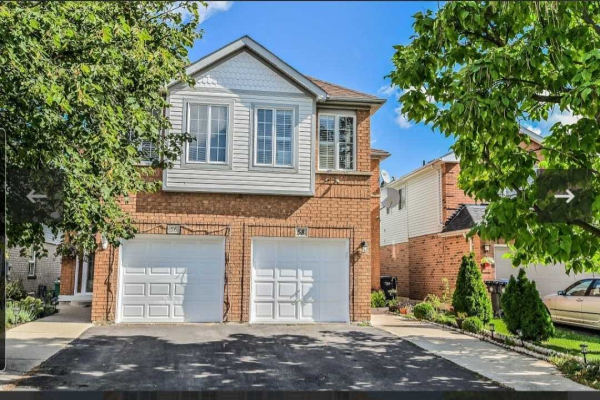 58 Bunchberry Way, Brampton