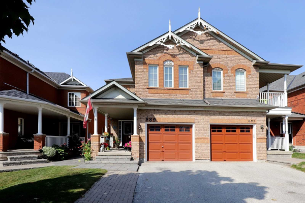 889 Golden Farmer Way, Mississauga