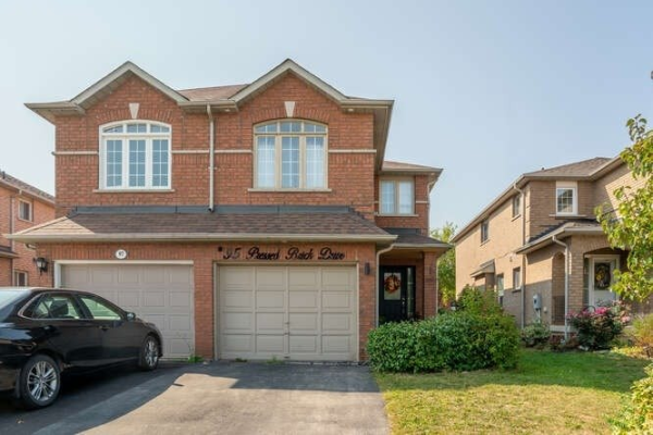 95 Pressed Brick Dr, Brampton
