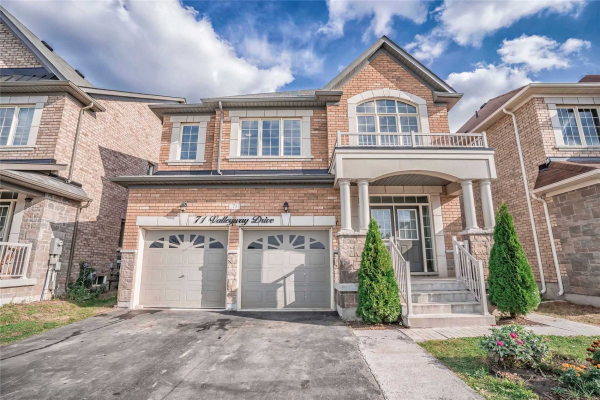 71 Valleyway Dr, Brampton