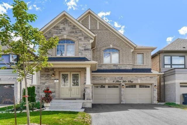 6 Blue Silo Way, Brampton