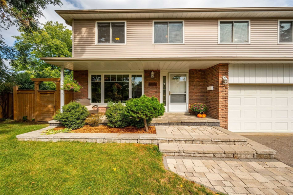 1837 Medallion Crt, Mississauga