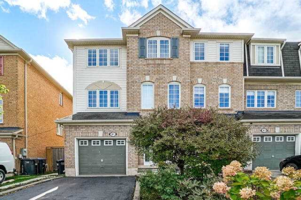 81 Decker Hollow Circ, Brampton