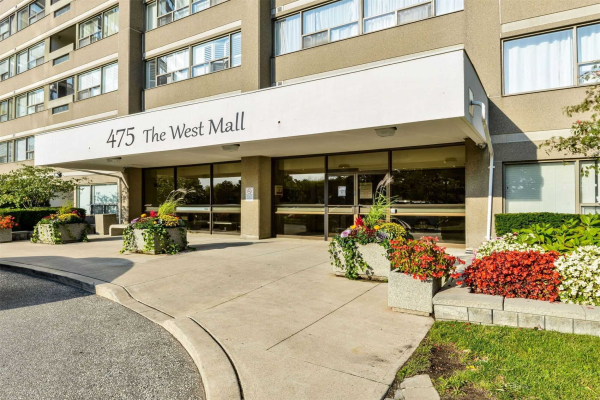 475 The West Mall Dr, Toronto