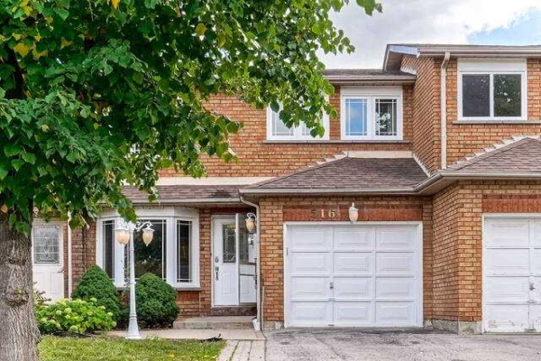516 Galaxy Crt, Mississauga