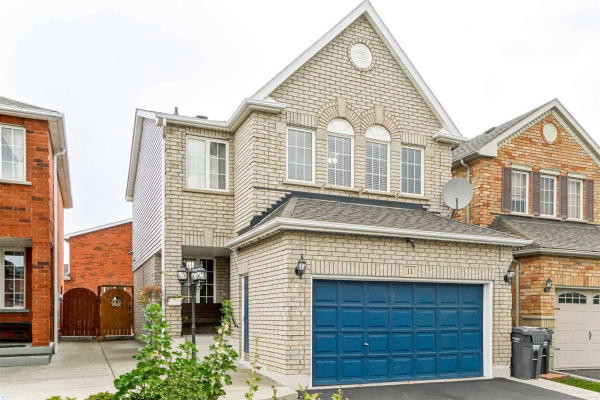 11 Willow Park Dr, Brampton