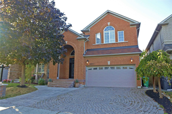 3831 Mcdowell Dr, Mississauga