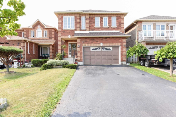 669 Driftcurrent Dr, Mississauga