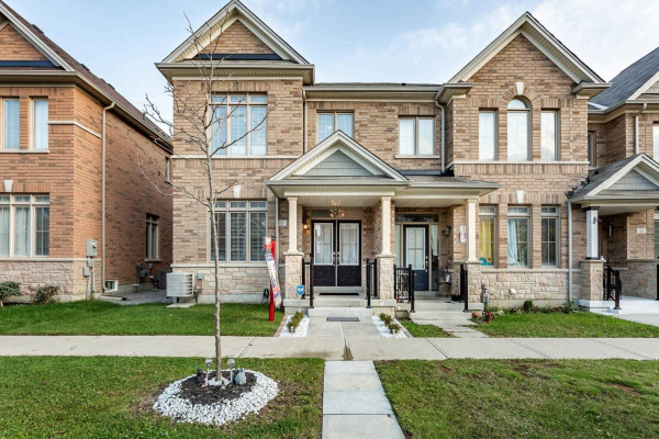 15 Yellowknife Rd, Brampton