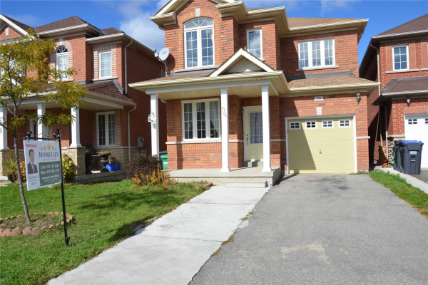 29 Fishing Cres, Brampton